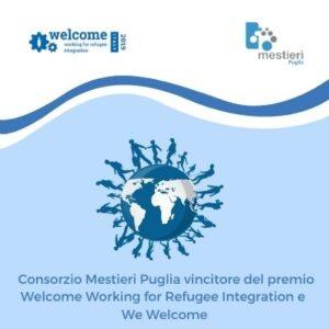 Report dell'edizione 2019 del progetto Welcome